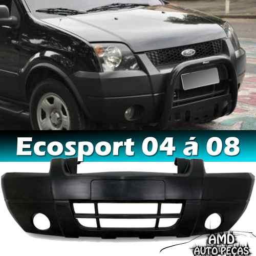 Parachoque Dianteiro Ecosport 04 05 06 07 08 Novo  - Amd Auto Peças