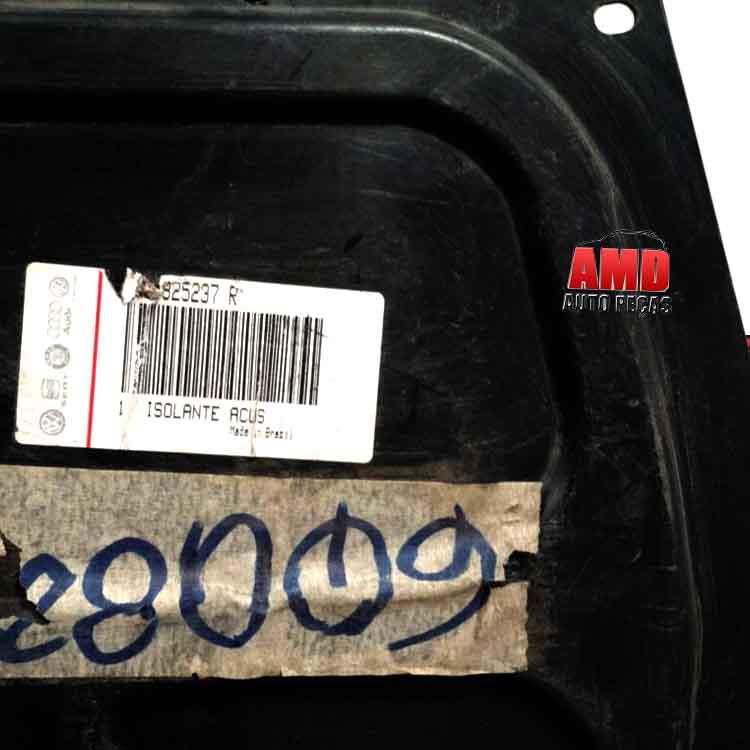 Plástico Isolador Acústico Protetor Motor Polo Hatch Sedan 03 a 13  - Amd Auto Peças
