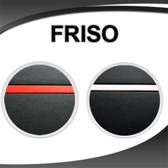 Friso Parachoque Gol Gts Gti Saveiro Parati Voyage Vw  - Amd Auto Peças