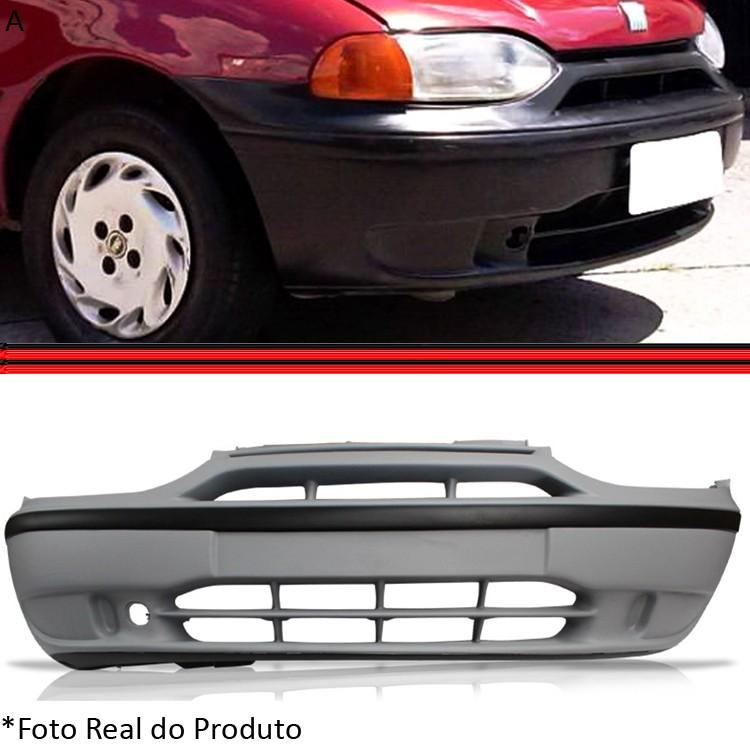 Parachoque Dianteiro Palio Siena Palio Weekend 96 a 99  - Amd Auto Pe�as