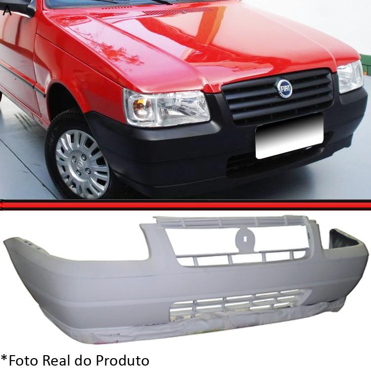 Parachoque Dianteiro Uno Fiorino 04 a 08 Primer  - Amd Auto Peças