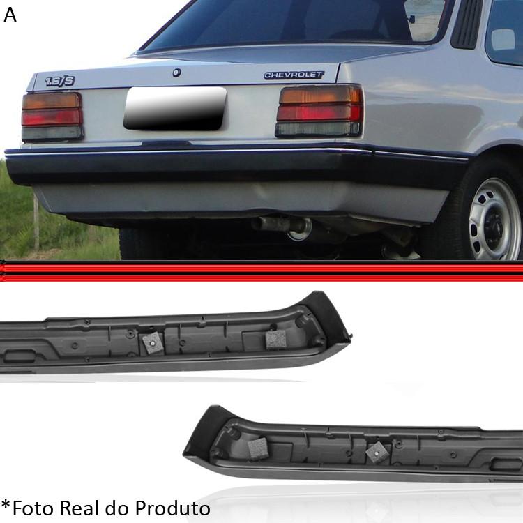 Parachoque Traseiro Chevette 87 � 93   - Amd Auto Pe�as