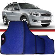Jogo Tapete Automotivo Carro Strada Weekend 96 a 10 Azul