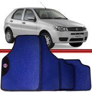 Jogo Tapete Automotivo Carro Palio Siena 96 a 10 Azul