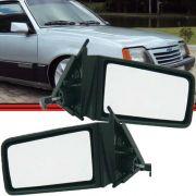Retrovisor Espelho Monza 82 a 90 Com Controle