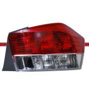 Lanterna Traseira Honda City 09 a 12 Bicolor