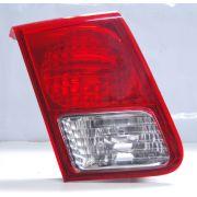 Lanterna Traseira Mala Civic R� Cristal 03 a 06