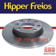 Disco Freio Dianteiro Corsa Celta Prisma 1.0/1.4 8V S�lido Par