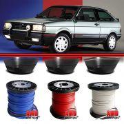 Kit Friso Parachoque Gol GTS GTI GLS Vermelho Branco Azul 87 a 94 (6 Metros)