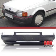 Parachoque Dianteiro Escort Ghia L GL 87 a 92 Com Espuma Interna Grafite