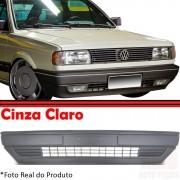 Parachoque Dianteiro Gol Saveiro Voyage Parati 87 � 95 Cinza Claro - Amd Auto Pe�as