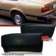 Par Ponteira Traseira Chevette Marajó Chevy 83 A 86