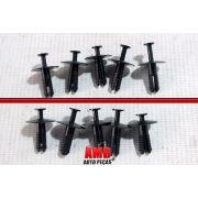 Kit Grampo do Parachoque Astra 99 a 11 Vectra 97 a 05