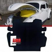 Tapete Porta Malas Capo Fusca 75 a 96 Borracha PVC Modelo Alcool Com Recorte