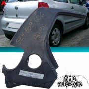 Lateral Fox 4 portas direita 2003 at� 2013 (MEIA) - Amd Auto Pe�as