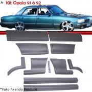 Kit Friso Lateral + Spoiler Opala Diplomata 91 a 92