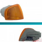 Lanterna Dianteira Gol Parati Saveiro 95 96 97 98 99 00 Bola GII G2 Amarelo Encaixe Arteb