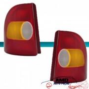 Lanterna Traseira Strada 1996 � 2000 Tricolor