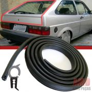 Borracha Mala Para Linha Volkswagen Chevrolet Fiat Ford Universal 4,0 Metros