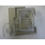 Lanterna Placa S10 Cabine Dupla Simples Estendida Novo