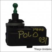 Motor Regulador de Farol Polo 03  Golf 99 em diante Usado