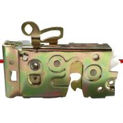 Fechadura Porta Dianteira Ka 97 a 07 Fiesta 96 a 06 Courier Predisposta para elétrica