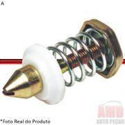 Fechadura Superior Capô Uno Prêmio Elba Fiorino 85 a 13