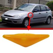 Lanterna Paralama Pisca Seta Focus Hatch Sedan Amarelo