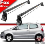 Rack Teto Travessa Bagageiro Fox 2 Portas 03 a 14