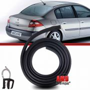 Borracha Porta Malas Megane Sedan 97 a 05 Clio Hatch Sedan 99 a 08