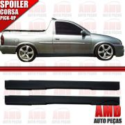 Par Spoiler Lateral Corsa Pick-Up Sem Tela