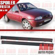 Par Spoiler Lateral Fiesta 4 Portas 96 � 99 Sem Tela