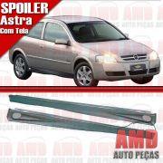 Par Spoiler Lateral Astra 99 a 04 2 Portas Com Tela