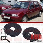 Par Borracha Porta Fiesta 95 a 06 Ka 97 a 07 Courier 97 a 13 Modelo Original
