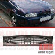 Grade Dianteira Radiador Fiesta Courier 96 a 99