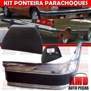 Kit Ponteira Dianteira e Traseira Opala Caravan 79 a 84