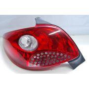 Lanterna Traseira Peugeot 206 08 a 10