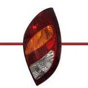 Lanterna Traseira Celta 00 a 06 Tricolor
