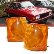 Lanterna Dianteira Opala Caravan 88 a 92 Amarela