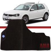 Jogo Tapete Automotivo Carro Amarok Bora Golf Volkswagen