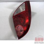 Lanterna Traseira Celta 06 A 13 Ré Rosa