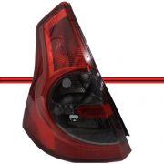 Lanterna Traseira Sandero 09 A 11 Fum� Original