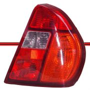 Lanterna Traseira Clio Sedan 03 A 10 Pisca Amarelo Original