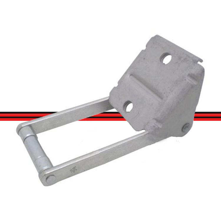 Limitador Porta Traseira Com Mola Fiorino Furgão 85 a 14  - Amd Auto Peças