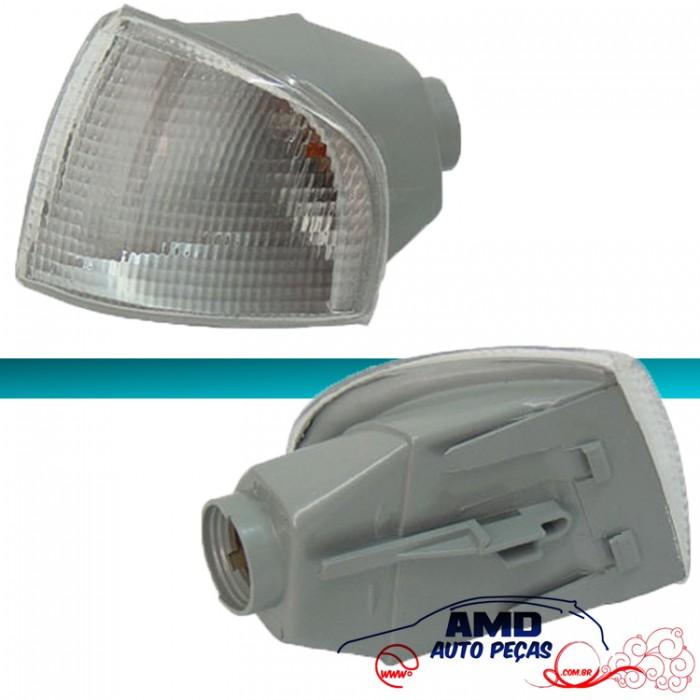 Lanterna Dianteira Gol Parati Saveiro 95 96 97 98 99 00 Bola GII G2 Cristal Encaixe Arteb  - Amd Auto Peças