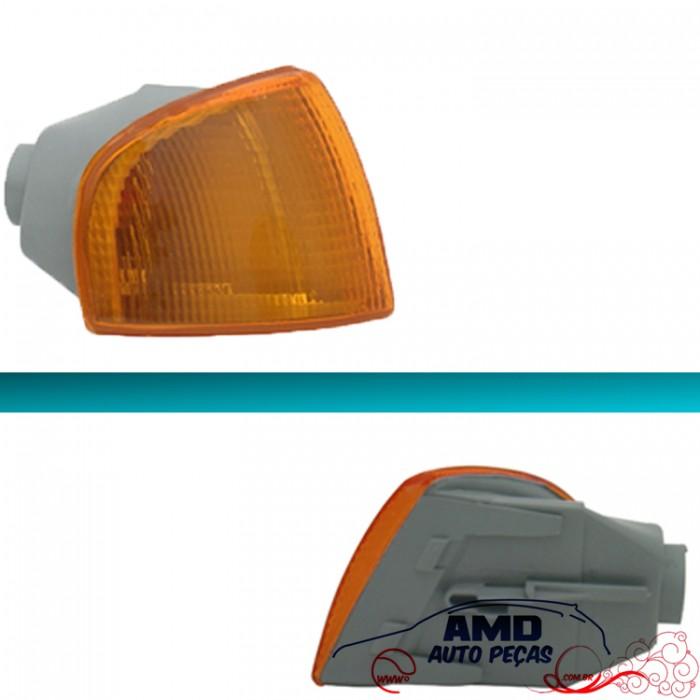 Lanterna Dianteira Gol Parati Saveiro 95 96 97 98 99 00 Bola GII G2 Amarelo Encaixe Arteb  - Amd Auto Peças