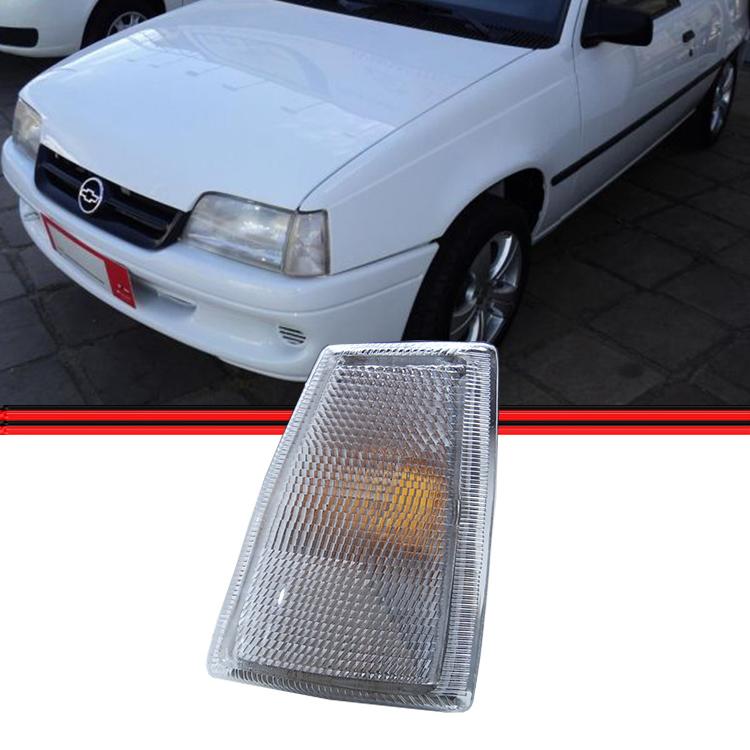 Lanterna Dianteira Kadett Ipanema 83 A 96 Cristal  - Amd Auto Pe�as