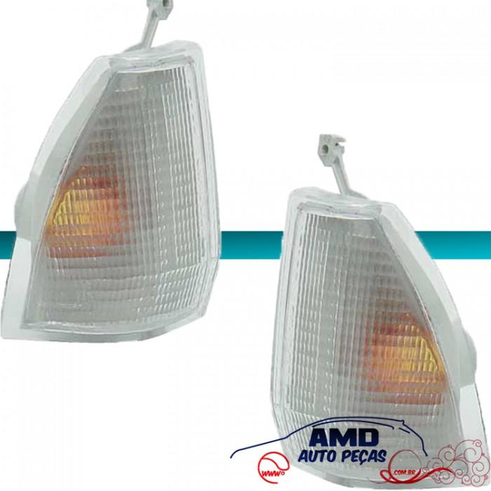 Lanterna Dianteira Passat 1978 á 1982 Branca  - Amd Auto Peças