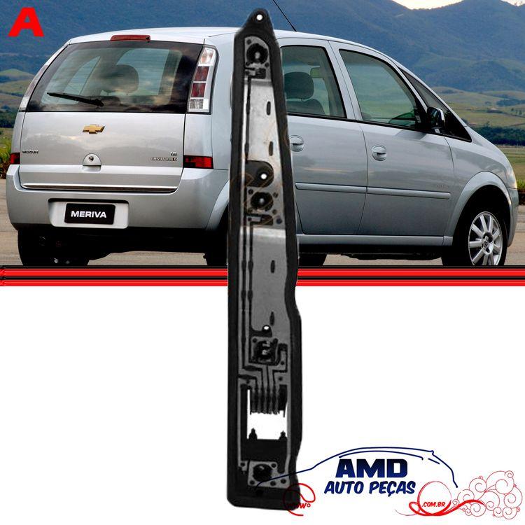 Soquete Circuito Lanterna Traseira Meriva 03 a 09  - Amd Auto Peças