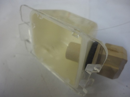 Lanterna Placa Ford Ecosport Todos Com Soquete  - Amd Auto Peças